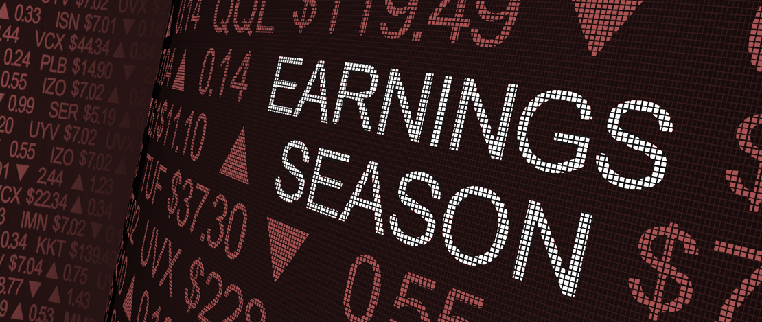 Earnings Season Is Here